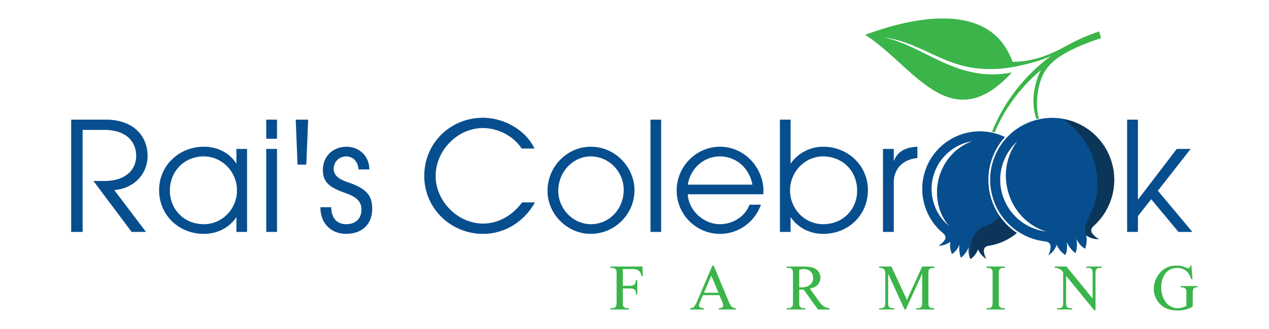 Rai's Colebrook Farming